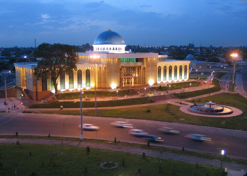 J 1&2 : Paris – Tachkent - Termez