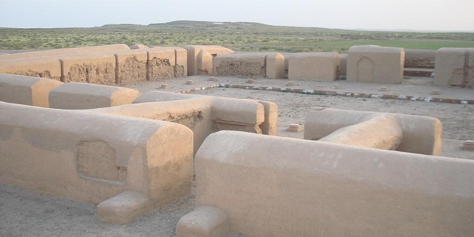 Site archélogique de Fayaz Tepe
