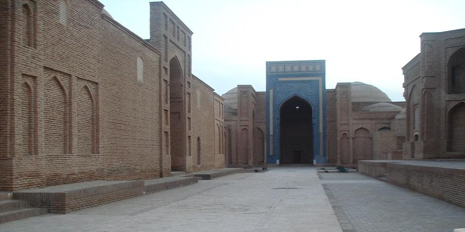 Monument du Sultan Saodat